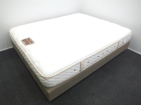 日本ベッド シルキーポケット クイーンサイズ ベッド