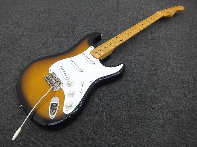 Fender Japan Exclusive Classic 50s Stratocaster Tobacco Sunburst