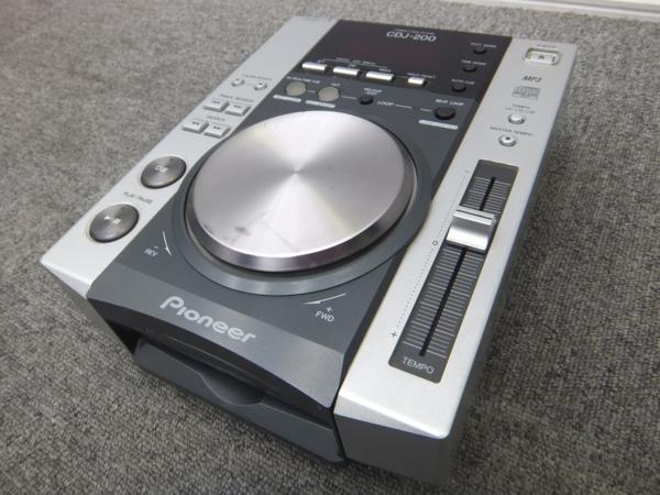 Pioneer(パイオニア)CDJプレーヤー CDJ-200