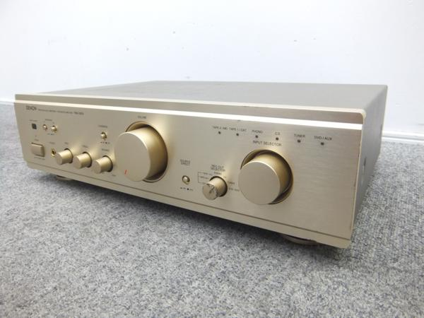 DENON(デノン)プリメインアンプ PMA-390Ⅳ
