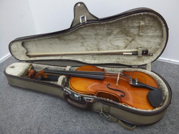 Suzuki(鈴木バイオリン)viola ヴィオラ No.2 15.5 Anno 1998