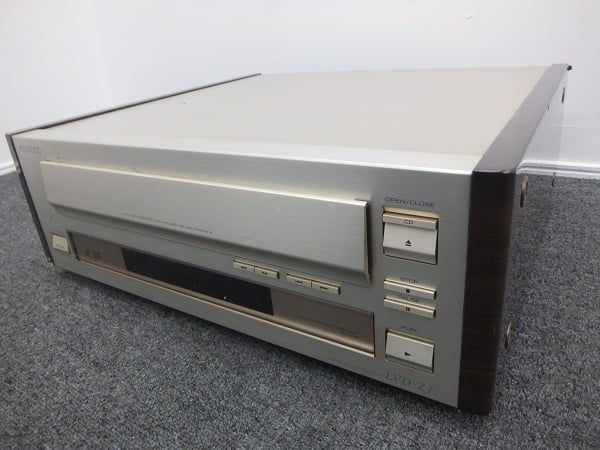 KENWOOD(ケンウッド)LVD-Z1 レーザーディスク