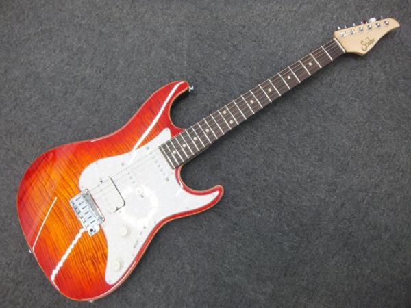Suhr サーギター Standard Pro S3 ローズウッド指板