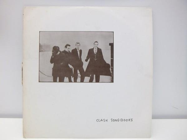 The Clash クラッシュ Songbooks ソングブック LP