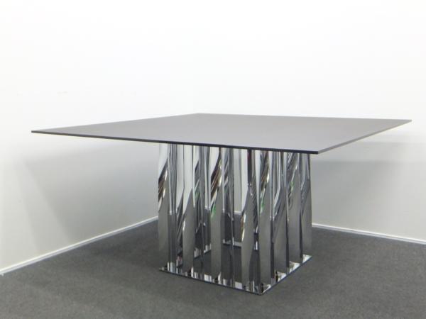 Cassina ixc. カッシーナ BOBOLI ボボリ ガラステーブル