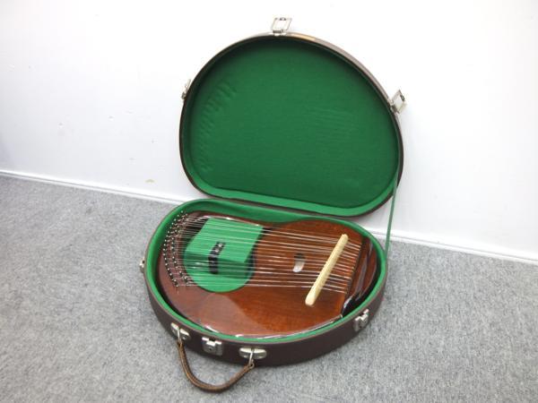 W.LOTHAR GARTNER ゲルトナー 27弦 ソプラノライアー ケース付