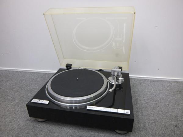 KENWOOD ケンウッド レコードプレーヤー KP-1100