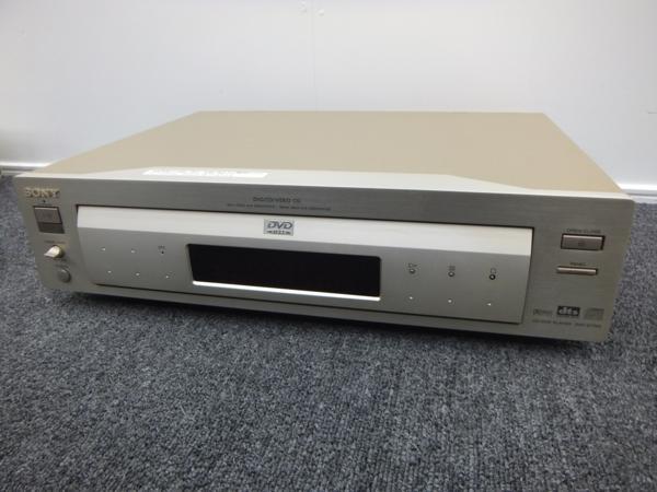 SONY ソニー DVDプレーヤー DVP-S7700