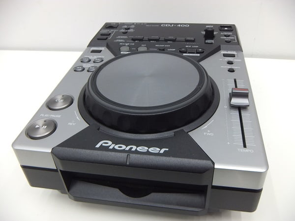 Pioneer(パイオニア)パフォーマンスマルチプレーヤー CDJ-400