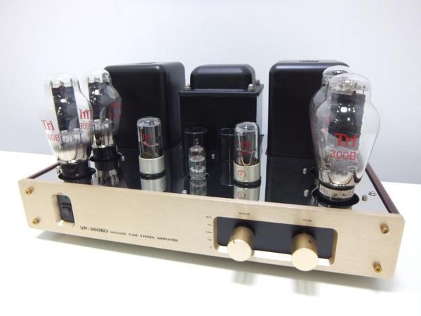 TRIODE トライオード 真空管プリメインアンプ VP-300BD