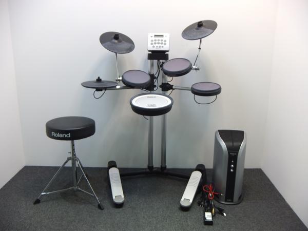 Roland ローランド 電子ドラム V-Drums Lite HD-3