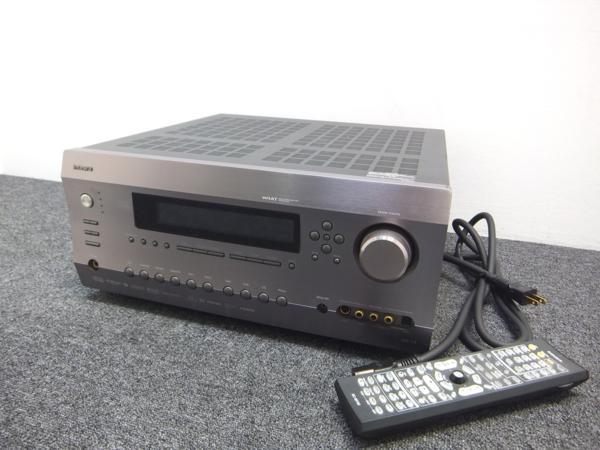 ONKYO オンキョー Integraシリーズ AVアンプ DTX-7.8
