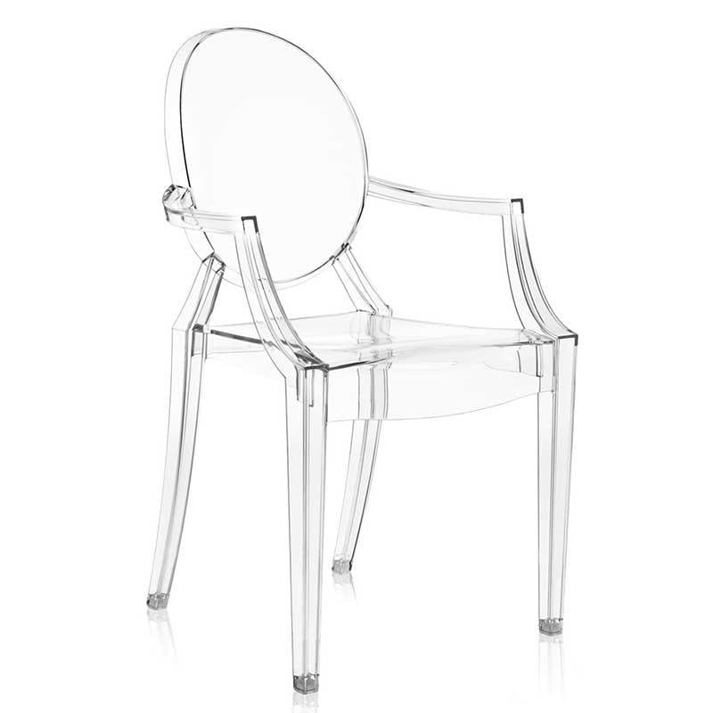 kartell カルテル ルイ・ゴースト アームチェア