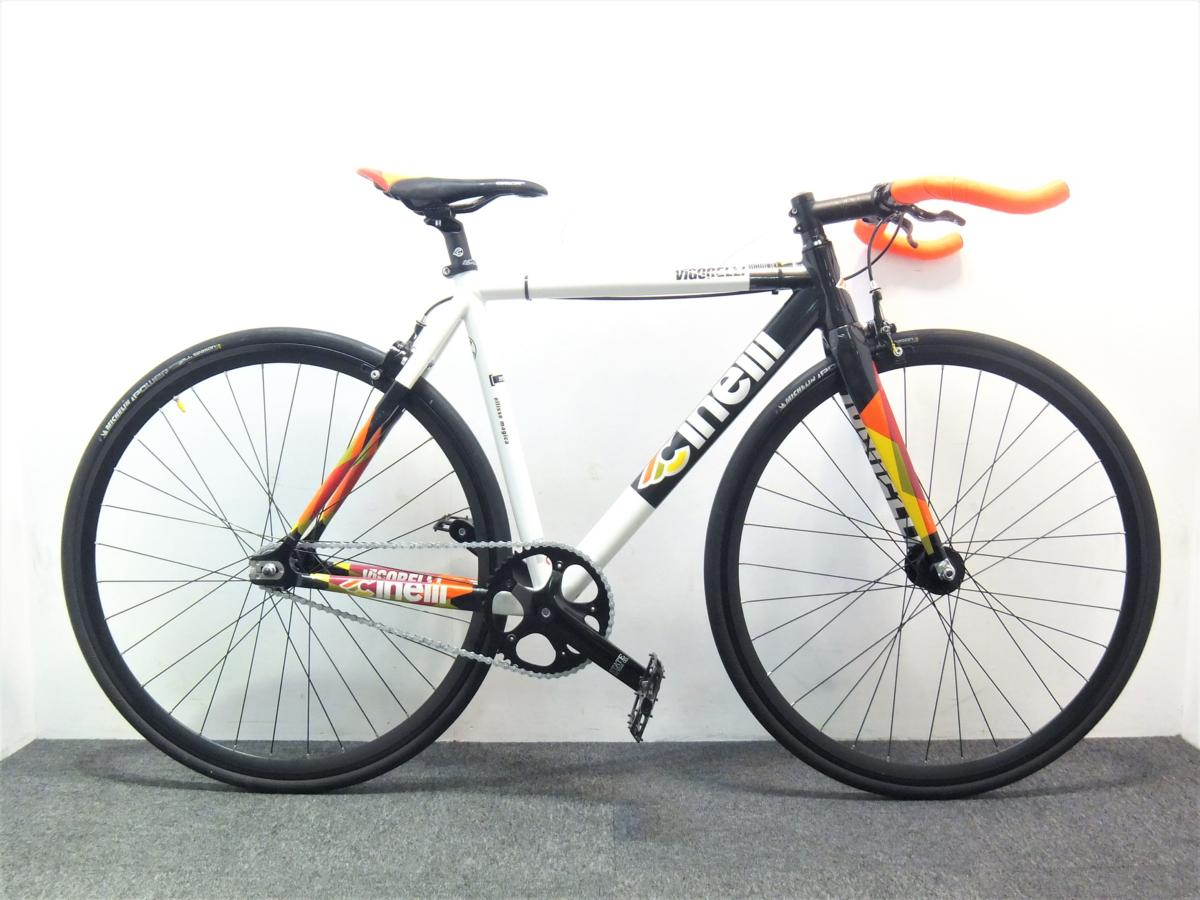2016 Cinelli Vigorelli HSL S (520mm)  チネリ ヴィゴレッリ シングルピストバイク
