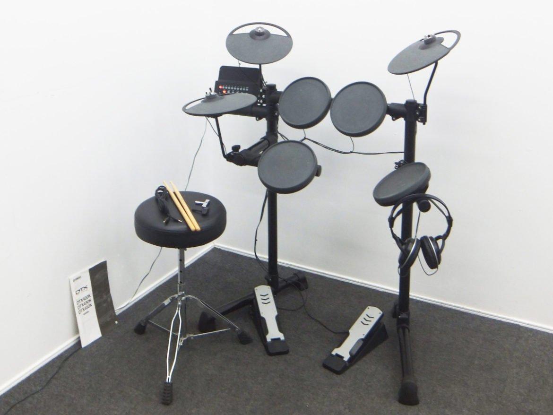 YAMAHA ヤマハ 電子ドラムセット DTX400K