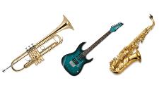 雑貨のはかり買い 楽器