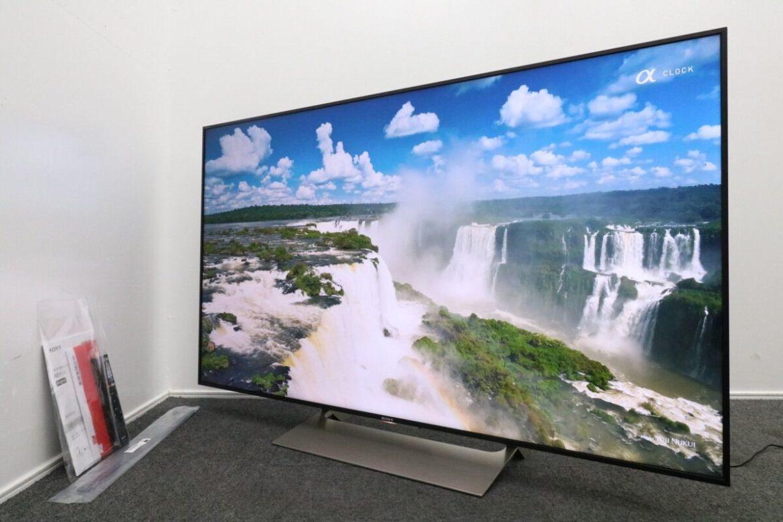 SONY ソニー BRAVIA ブラビア55型 4K液晶テレビKJ-55X9000E 2018年製