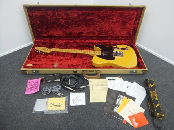 Fender フェンダー Telecaster テレキャスター エレキギター ハードケース付