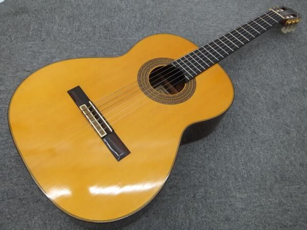 SAKAZO NAKADE 中出阪蔵 クラシックギター No.2000 1981年