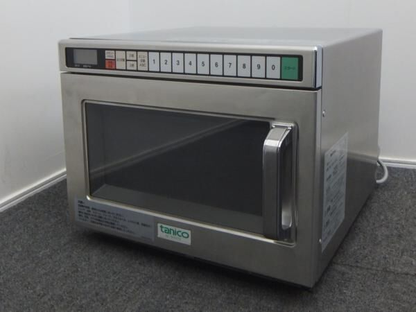 National ナショナル (タニコー取扱品)業務用電子レンジ NE-1800