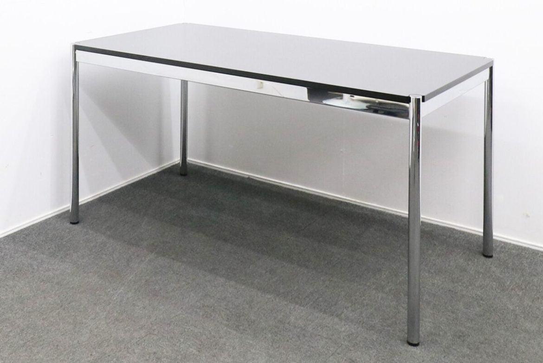 USMハラー テーブル デスク ブラック