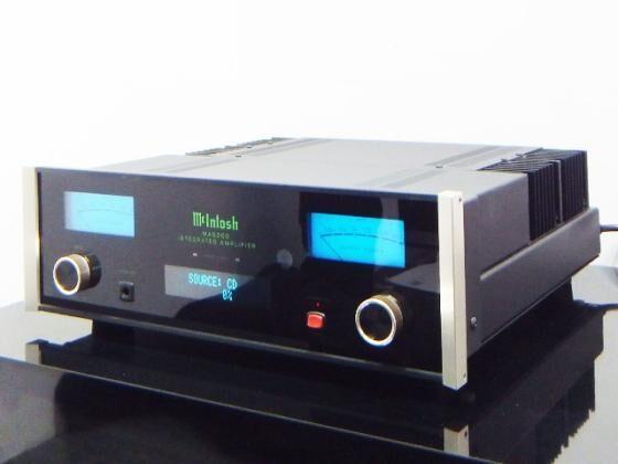 マッキントッシュ プリメインアンプ 【McIntosh MA5200】Integrated Amplifier