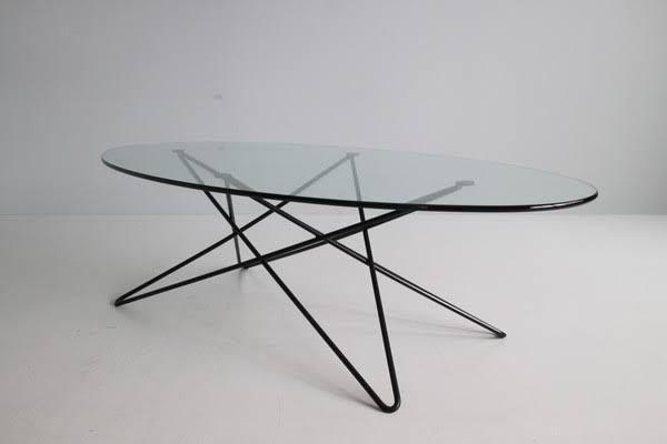 IDEE イデー ガラステーブル O.R.T.F. table