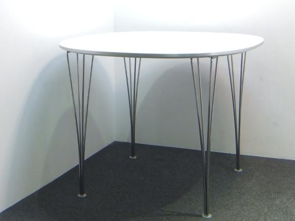 Frizt Hansen フリッツハンセン スーパー楕円テーブル B-TABLEビーテーブル