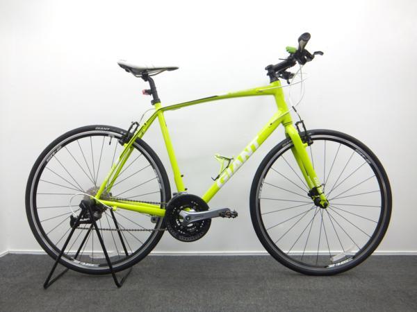 GIANT ジャイアント ESCAPE RX3 エスケープ 2016モデル Lサイズ ライムグリーン SHIMANO ALTAS 3×9s