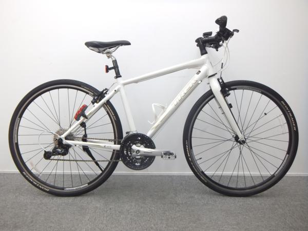 TREKトレック 7.4FX  17.5 クロスバイク ホワイト