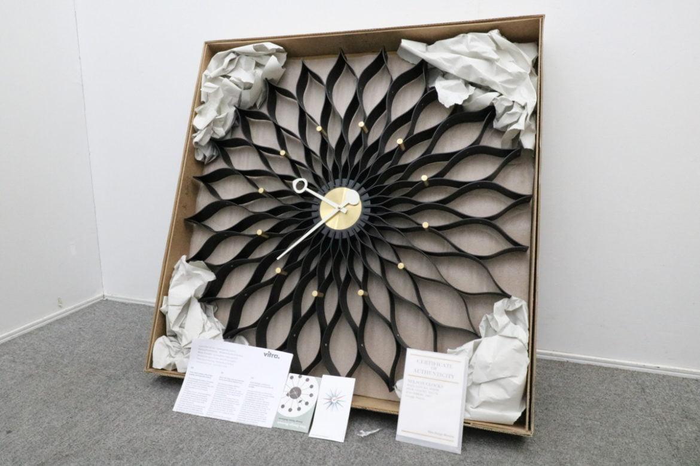 Vitra ヴィトラ GeorgeNelson ジョージネルソン Sunflower Clock サンフラワークロック