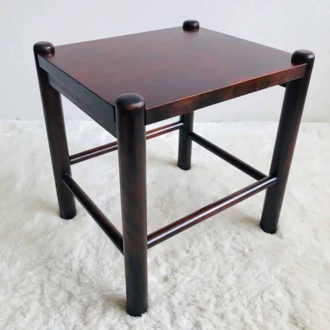 北海道民芸 サイドテーブル
