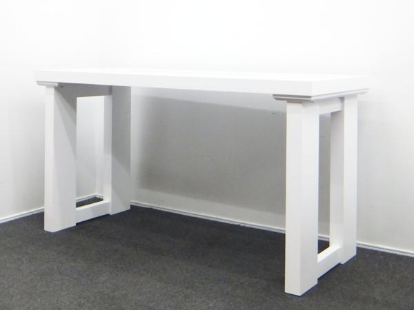 展示品 IDC大塚家具 ダイニングテーブル スワロフスキー