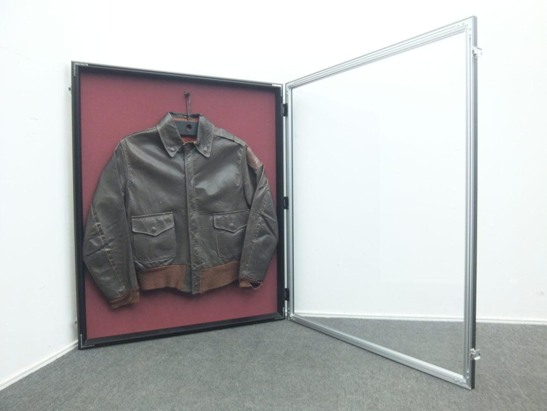 40's Vintage  Flight jacket (USAF) CONMAR ZIPPER 使用 ヴィンテージフライトジャケット