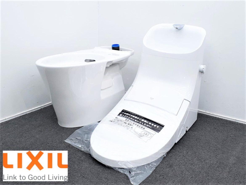 展示未使用■INAX イナックス/LIXIL リクシル■ベーシア■2020年製 シャワートイレ一体型便器■DT-BA281-6L/BW1 YBC-BA20S■ピュアホワイト