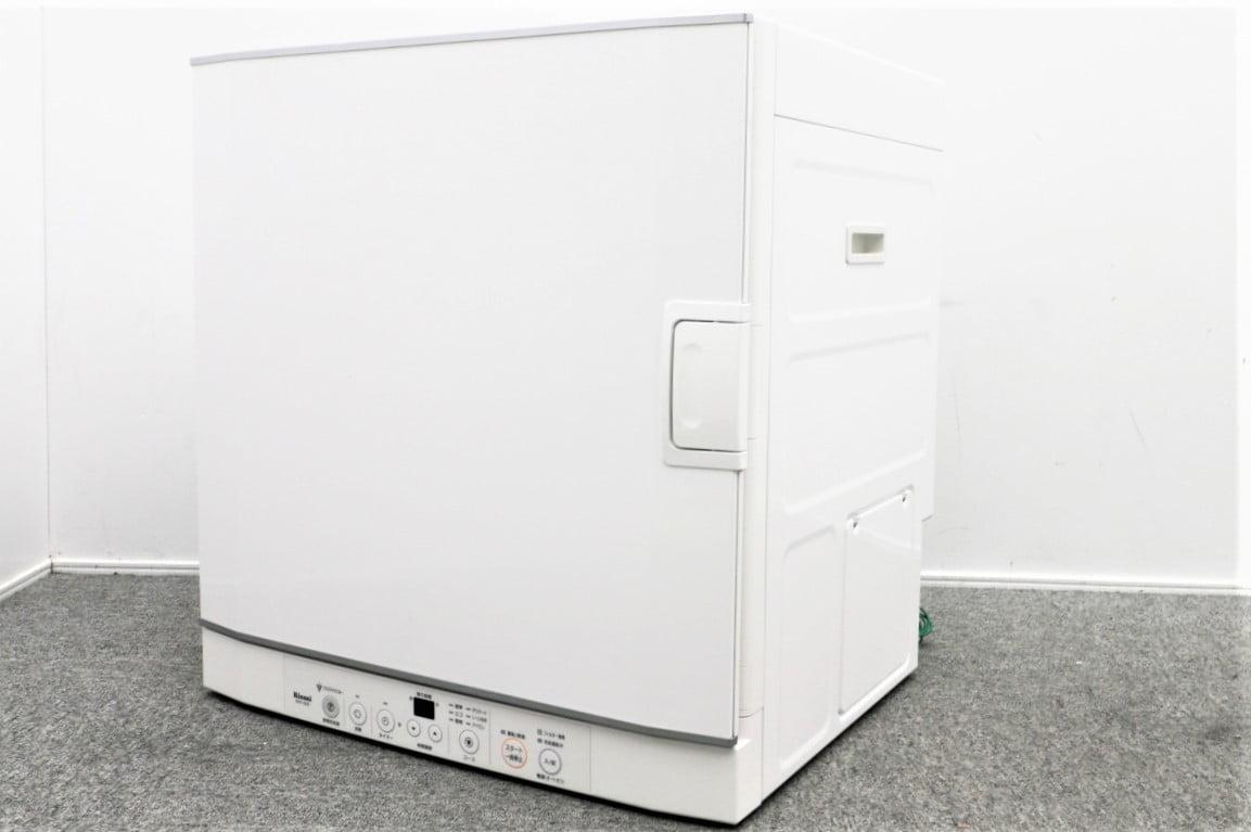 2018年製 Rinnai リンナイ■ガス衣類乾燥機 乾太くん■RDT-52S-1■LPガス■乾燥容量5kg 紙フィルター不要 乾燥コース全6コース
